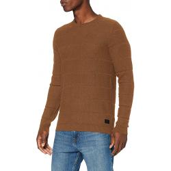 Chollo - Jack & Jones Jcosnow Knit Crew Neck Jersey hombre | 12173136