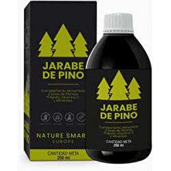 Jarabe de pino Nature Smart Europe 250ml