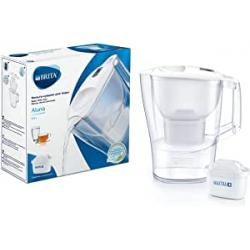 Chollo - Jarra filtrante BRITA Aluna Blanca 2.4L + Filtro MAXTRA+ - 1039157