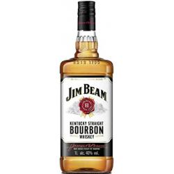 Chollo - Jim Beam Kentucky Straight Bourbon Whiskey 1L | 103994511