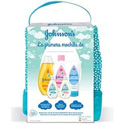 Chollo - Johnson's Baby Pack Bebe Mi Primera Mochila
