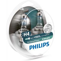 Chollo - Juego 2 Bombillas Halógenas Philips X-Tremevision 12342XV+S2 para Faros Delanteros