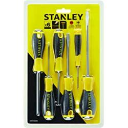 Chollo - Juego 6 Destornilladores Stanley STA060208