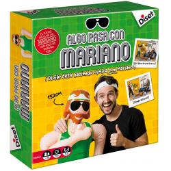 Chollo - Juego Algo Pasa con Mariano (Diset 62311)