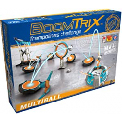 Chollo - Juego Boomtrix Multi-Trucos Trampolines Challenge Goliath (80604)