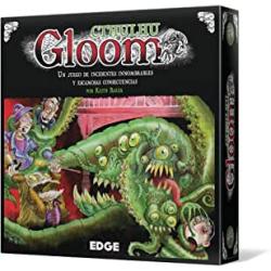 Chollo - Juego de cartas Cthulhu Gloom (Edge Entertainment EEAGGL06)