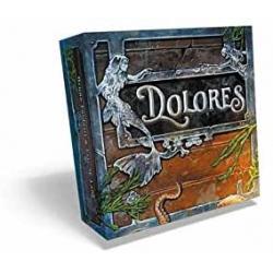 Chollo - Juego de cartas Dolores - Asmodee DOL01ES