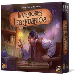 Chollo - Juego de cartas Inventores Legendarios - Edge Entertainment Bombyx BOLI0001