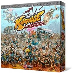 Chollo - Juego de cartas Kharnage - Edge Entertainment EDGKH01