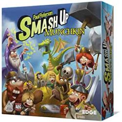 Chollo - Juego de cartas Smash Up Munchkin - Edge Entertainment EDGSU07