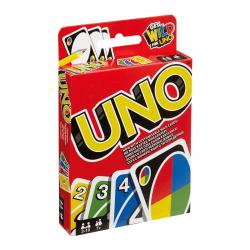 Chollo - Juego de cartas UNO Classic - Mattel Games W2087