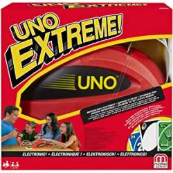 Chollo - Juego de cartas UNO Extreme - Mattel Games V9364