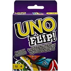 Chollo - Juego de cartas UNO Flip! Mattel Games (GDR44)