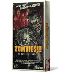 Chollo - Juego de cartas Zombies!!! Edge Entertainment