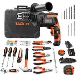 Chollo - Juego de herramientas Tacklife 145 piezas - THTK01A