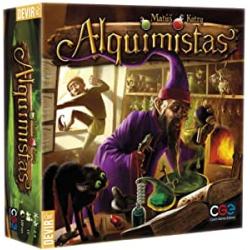 Chollo - Juego de mesa Devir Alquimistas (222531)