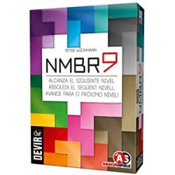 Chollo - Juego de mesa Devir NMBR9 (BG9)