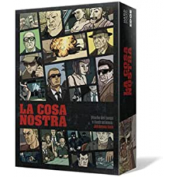 Chollo - Juego de cartas La Cosa Nostra - Edge Entertainment EEHBCN01