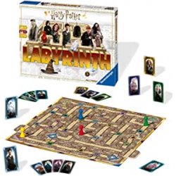 Chollo - Juego de mesa Laberinto Harry Potter de Ravensburger