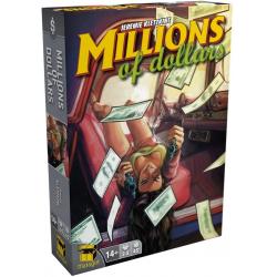 Chollo - Juego de mesa Millions of dollars - Matagot MAMD0001