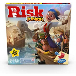 Chollo - Juego de mesa Risk Junior - Hasbro Gaming E6936105