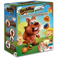 Chollo - Juego de mesa Tricky Ardilla Listilla - Bizak Juegos 35001921