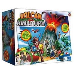 Chollo - Juego de mesa Volcán Aventura Play Fun - 96738