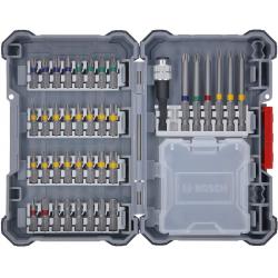 Chollo - Juego de puntas para atornillar con portapuntas universal Bosch Professional 40 pcs - 2607017464