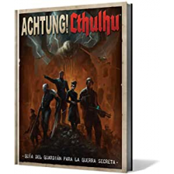 Chollo - Juego de rol Achtung! Cthulhu: Guía del Guardián para la Guerra Secreta - Edge Entertainment EEMOAC01