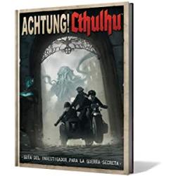 Chollo - Juego de rol Achtung! Cthulhu: Guía del Investigador para la Guerra Secreta - Edge Entertainment EEMOAC02