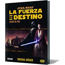 Chollo - Juego de rol Star Wars: La Fuerza y el Destino - Fantasy Flight Games FFSWF02