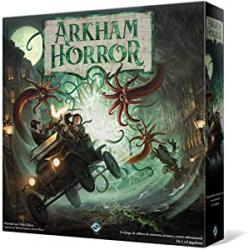Chollo - Juego de tablero Arkham Horror 3ª Edición - Fantasy Flight AHB01ES