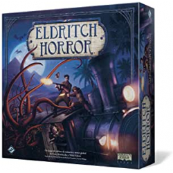 Chollo - Juego de tablero Eldritch Horror - Fantasy Flight Games FFEH01