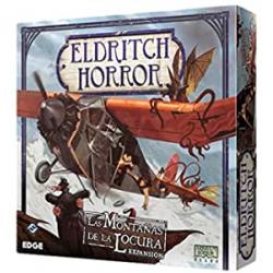 Chollo - Juego de tablero  Eldritch Horror: Las montañas de la locura [Expansión] - Edge Entertainment EH03