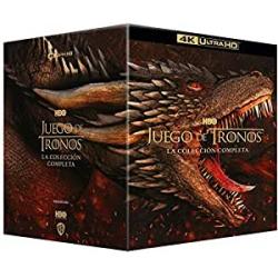 Chollo - Juego de Tronos: La colección completa 4K UHD [Blu-ray]