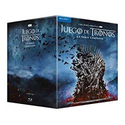 Chollo - Juego de Tronos Temporadas 1-8 Colección completa en Blu-ray