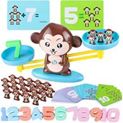 Chollo - Juguete Educativo Monkey Balance