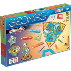 Chollo - Juego Geomag Confetti 114 pcs (357)