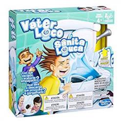 Chollo - Juego Water Loco de Hasbro