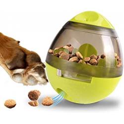 Chollo - Juguete dispensador de alimentos para mascota Zellar Treat Dispensing Toy