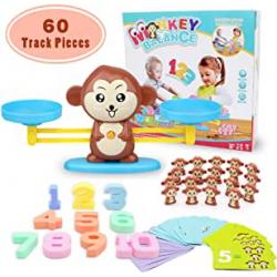 Chollo - Juego educativo Monkey Balance - JM-02