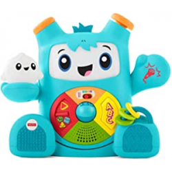 Chollo - Juguete electrónico Rocky Roquero Fisher-Price - Mattel FXD05
