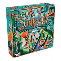 Chollo - Junk Art El arte de reciclar Juego de mesa | Asmodee Ludonova LDNV130001