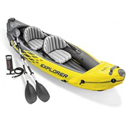 Chollo - Kayak hinchable Intex Explorer K2