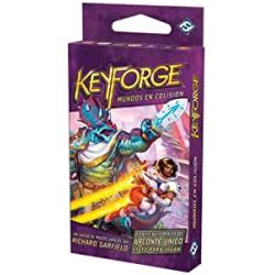 Chollo - Keyforge: Mundos en Colisión Mazo de Arconte | Fantasy Flight Games KF05ES [Expansión]