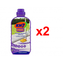 Chollo - KH-7 Desic Lavanda Insecticida Fregasuelos Pack 2x 750ml