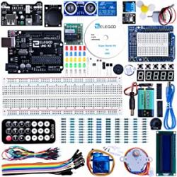 Chollo - Kit Iniciación al Arduino Elegoo KIT-003