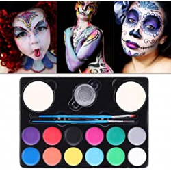 Chollo - Kit Maquillaje Facial FuntoK 12 Colores