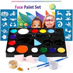 Chollo - Kit Maquillaje Facial Amzdeal 14 Colores