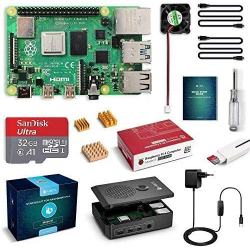 Chollo - Kit Labist Raspberry Pi 4 Modelo B 4GB/32GB